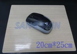 鐵氟龍滑鼠墊20CMX25CM-鐵氟龍薄膜
